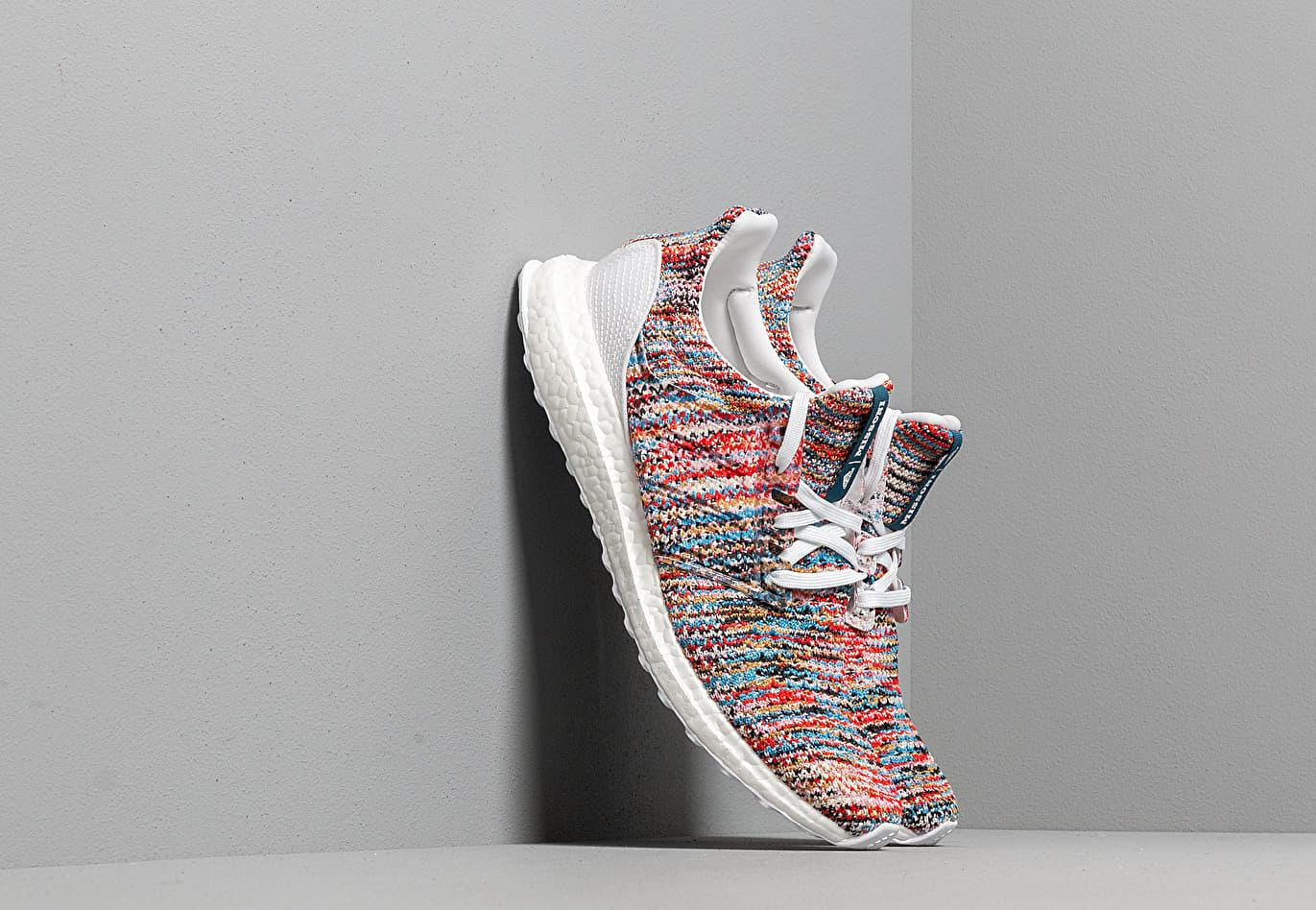 ae1d997ece2af adidas Originals. Women s Adidas X Missoni Ultraboost Clima Ftwr White  Shock  Cyan  Active Red