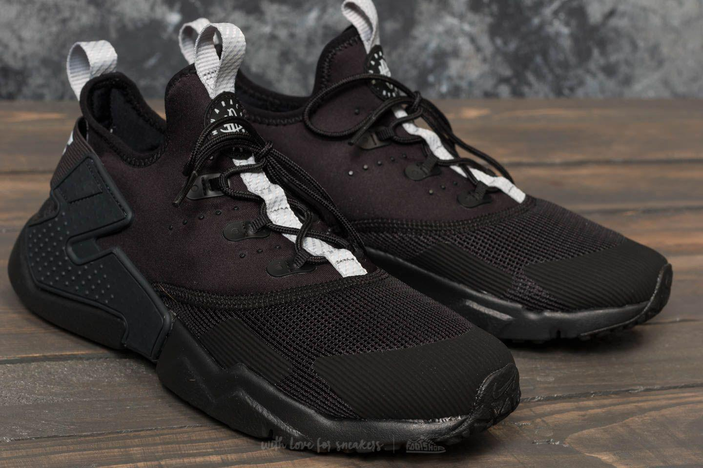 164d1713e8b ... inexpensive lyst nike huarache drift gs black wolf grey anthracite in  gray 13157 89e9d