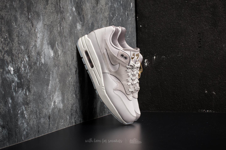 best service 0ebc4 5ed81 Nike Wmns Air Max 1 Premium Vast Grey  Vast Grey in Gray - Lyst