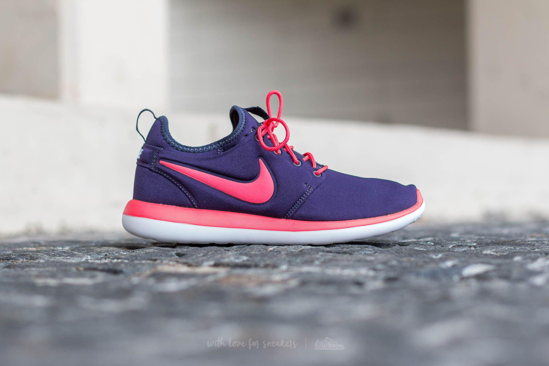 cheap for discount 79158 d4613 Nike Roshe Two (gs) Purple Dynasty  Ember Glow - Lyst