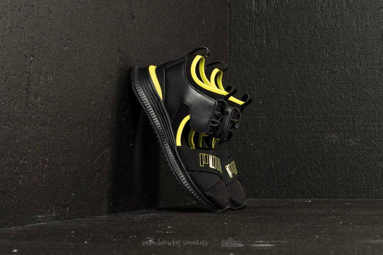 9cb4e793e3a5a7 Lyst - Footshop Puma Fenty X Rihanna Avid Wns Puma Black-limepunch ...