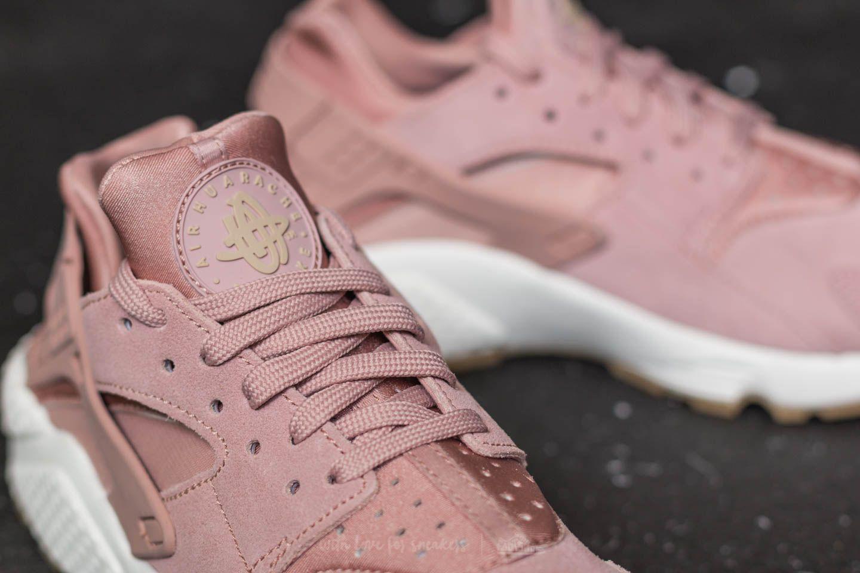 1ddca12fa8c4c Lyst - Nike Wmns Air Huarache Run Sd Particle Pink  Mushroom-sail in ...
