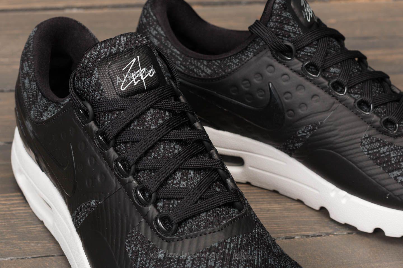 c0a7fe4bba Lyst - Nike Air Max Zero Se Black  Cool Grey  Dark Grey in Gray for Men