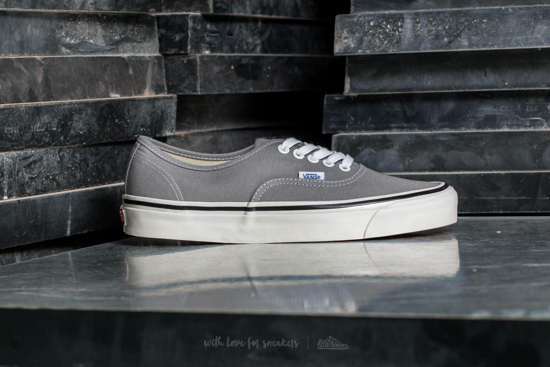 da6d3be0490 Lyst - Vans Authentic 44 Dx (anaheim Factory) Light Grey in Gray for Men