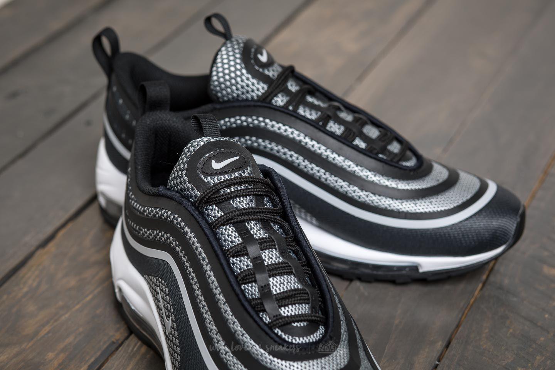 Lyst - Nike Air Max 97 Ultra 17 (gs) Black  Pure Platinum-anthracite ... ba146008146