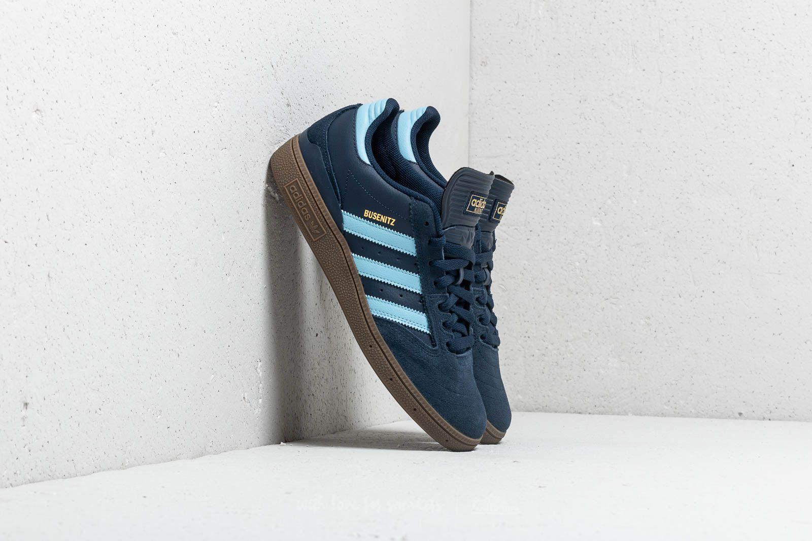 b2c0f869b8 Lyst - adidas Originals Adidas Busenitz Core Navy  Clear Blue  Gum 5 ...