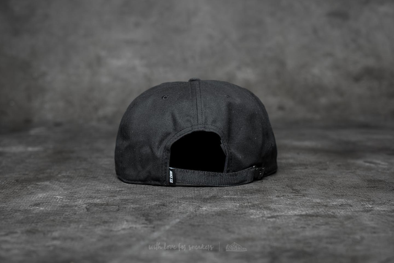 c833a02d247 ... cheap lyst nike sb waxed canvas pro cap black in black for men 93f57  47406