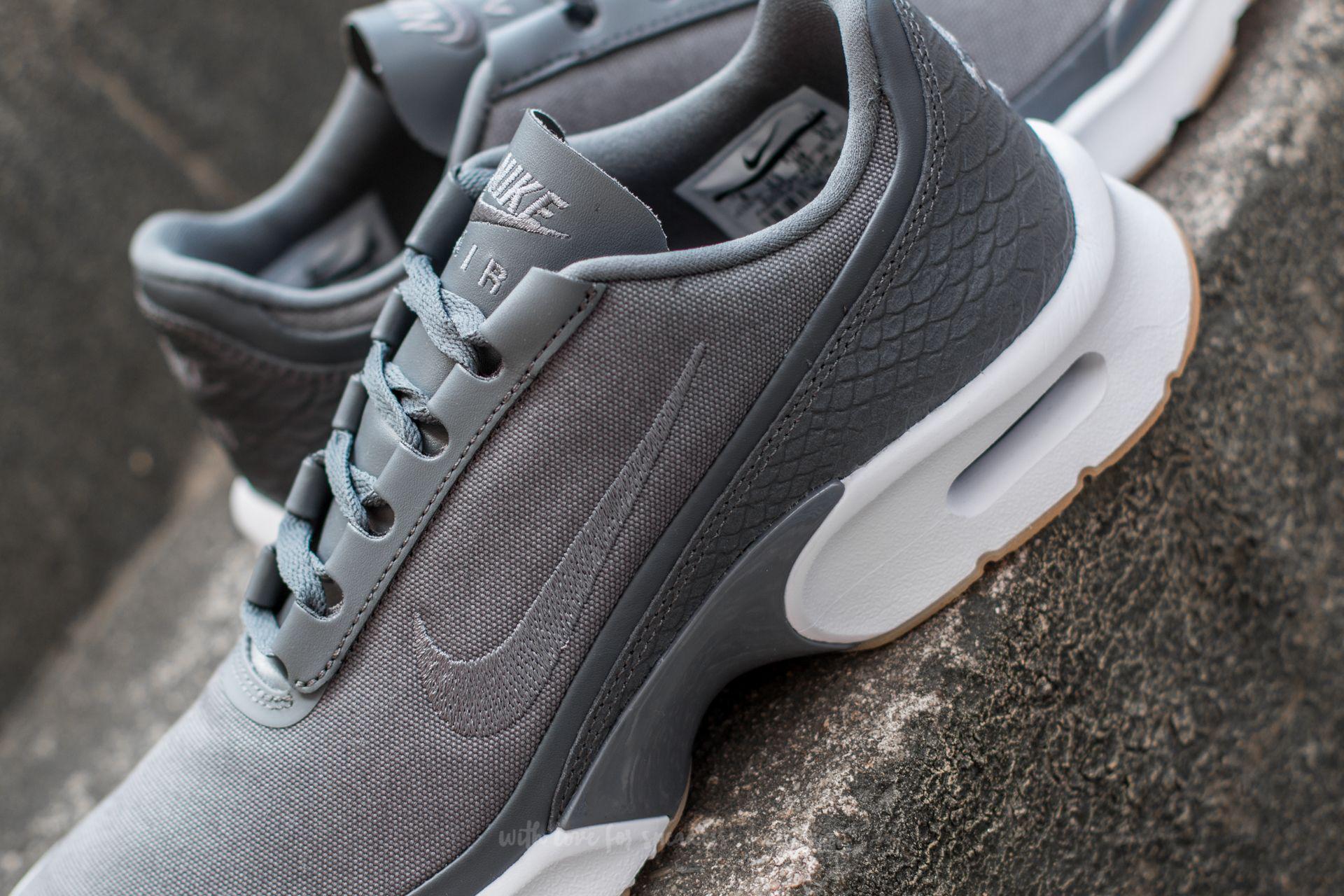 Lyst - Nike W Air Max Jewell Se Dark Grey  Dark Grey-gum Yellow in ... f2ac89953