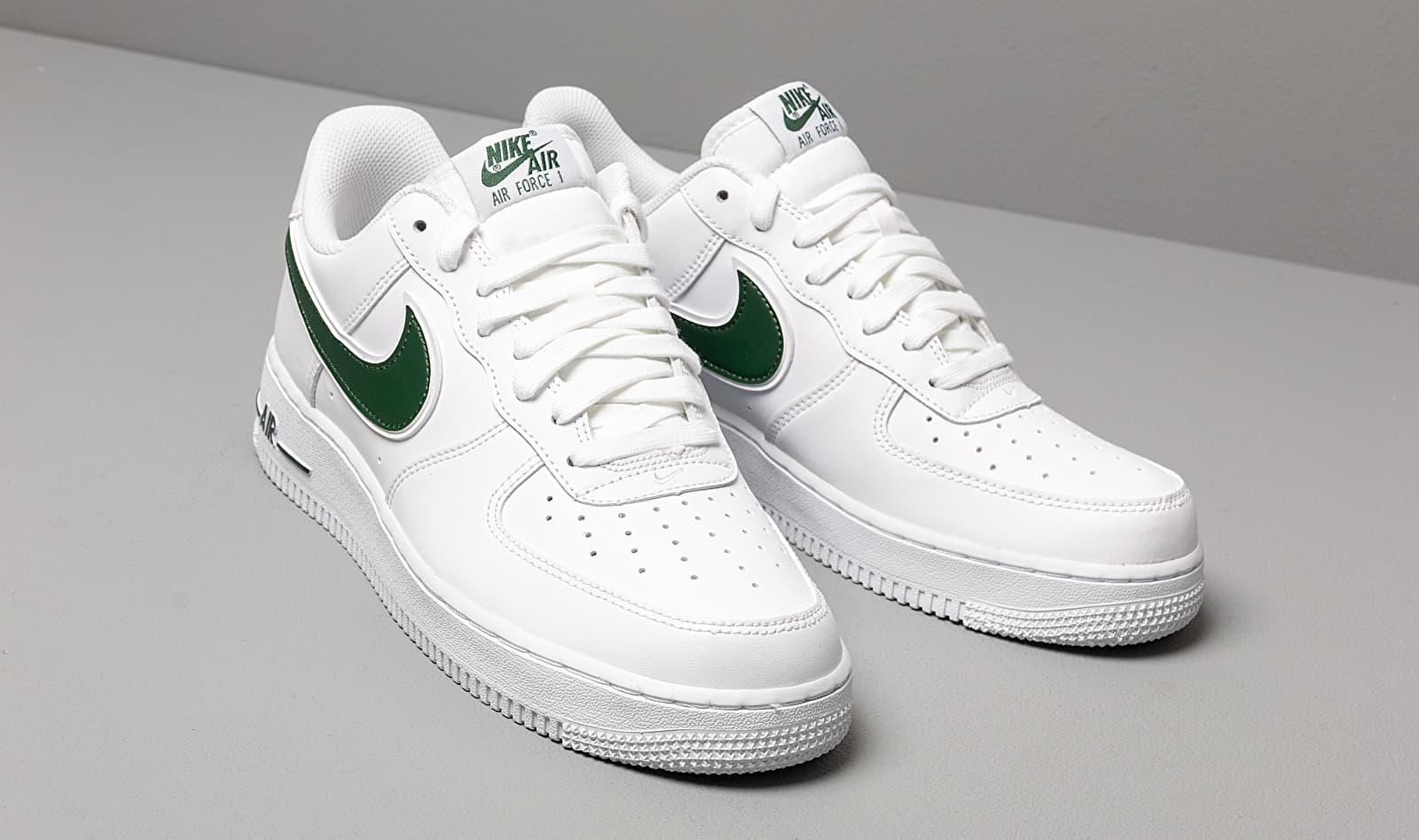 detailed look 87865 d72d7 Nike Air Force 1  07 3 White  Cosmic Bonsai in White for Men - Lyst