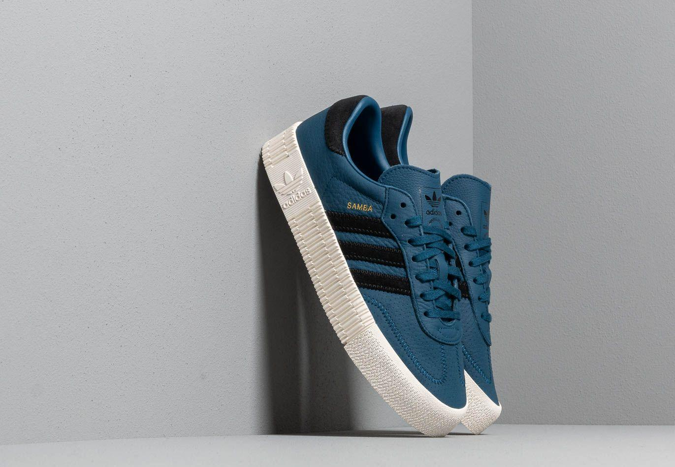 23491707fbef Lyst - adidas Originals Adidas Sambarose W Legend Marine  Core Black ...