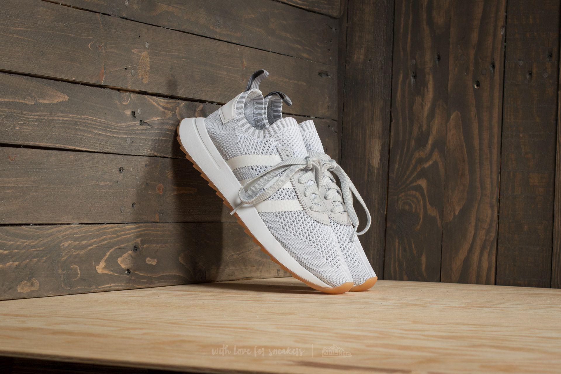 Lyst adidas Originals Adidas flashback W primeknit FTW blanco / FTW