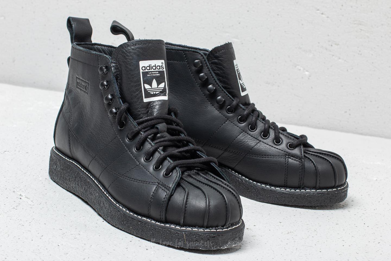 new styles 4e046 05c33 adidas Originals Adidas Superstar Boot Luxe W Core Black  Core Black ...