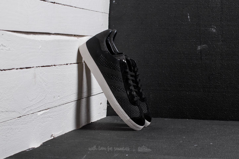 online store a4773 bcde9 Lyst - adidas Originals Adidas Gazelle Primeknit Core Black