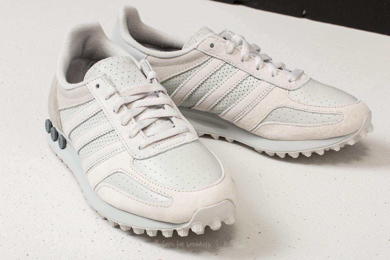 sports shoes 089f1 d25ef Lyst - adidas Originals Adidas La Trainer Grey One Grey One