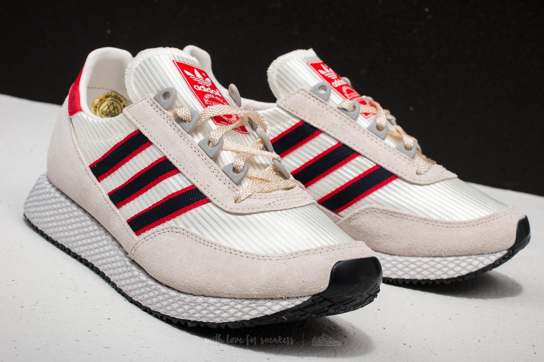 sports shoes 6b2fe 312c4 Lyst - adidas Originals Adidas Glenbuck Spzl Clear Brown Off