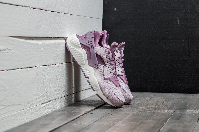 Lyst - Nike Wmns Air Huarache Run Premium Violet Dust  Violet Dust-sail a981a2158