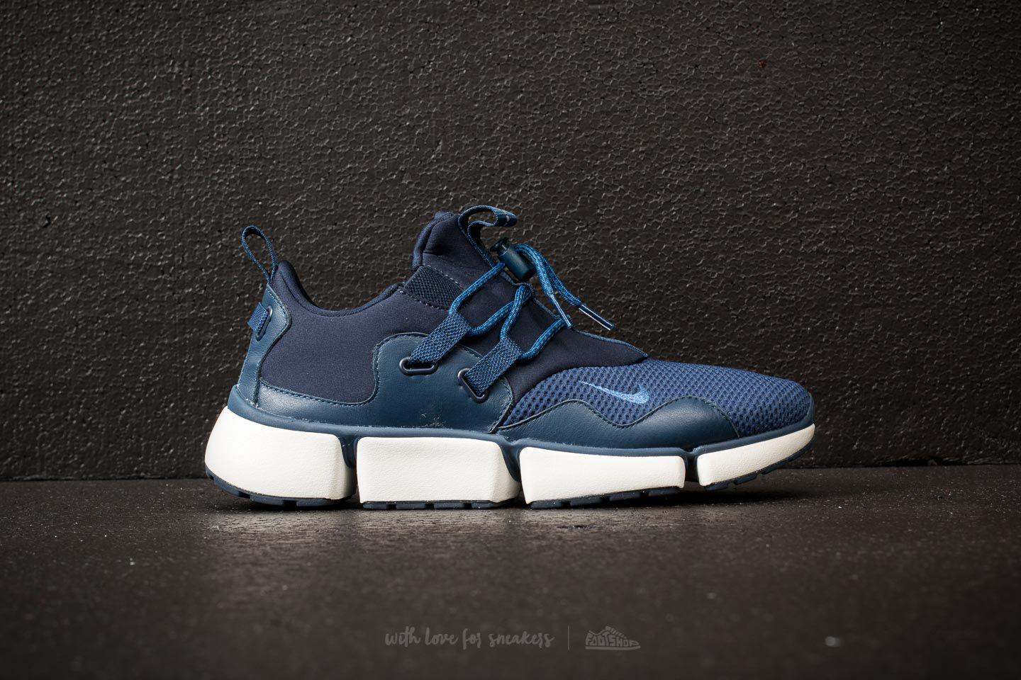 675bd2586bf8 Lyst - Nike Pocketknife Dm Obsidian  Gym Blue-navy-sail in Blue for Men