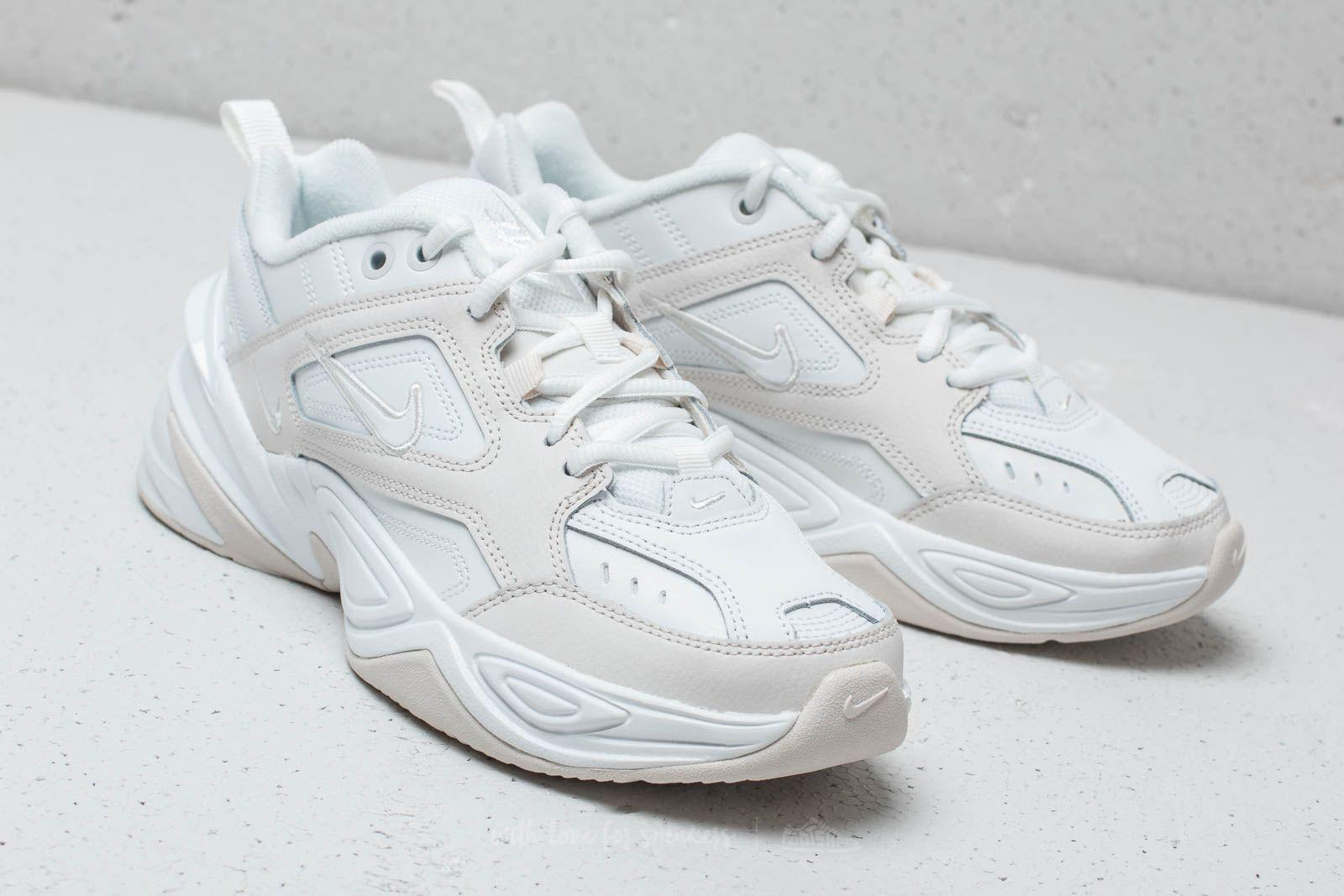 b218e52eb Nike M2k Tekno W Phantom  Summit White in White - Lyst