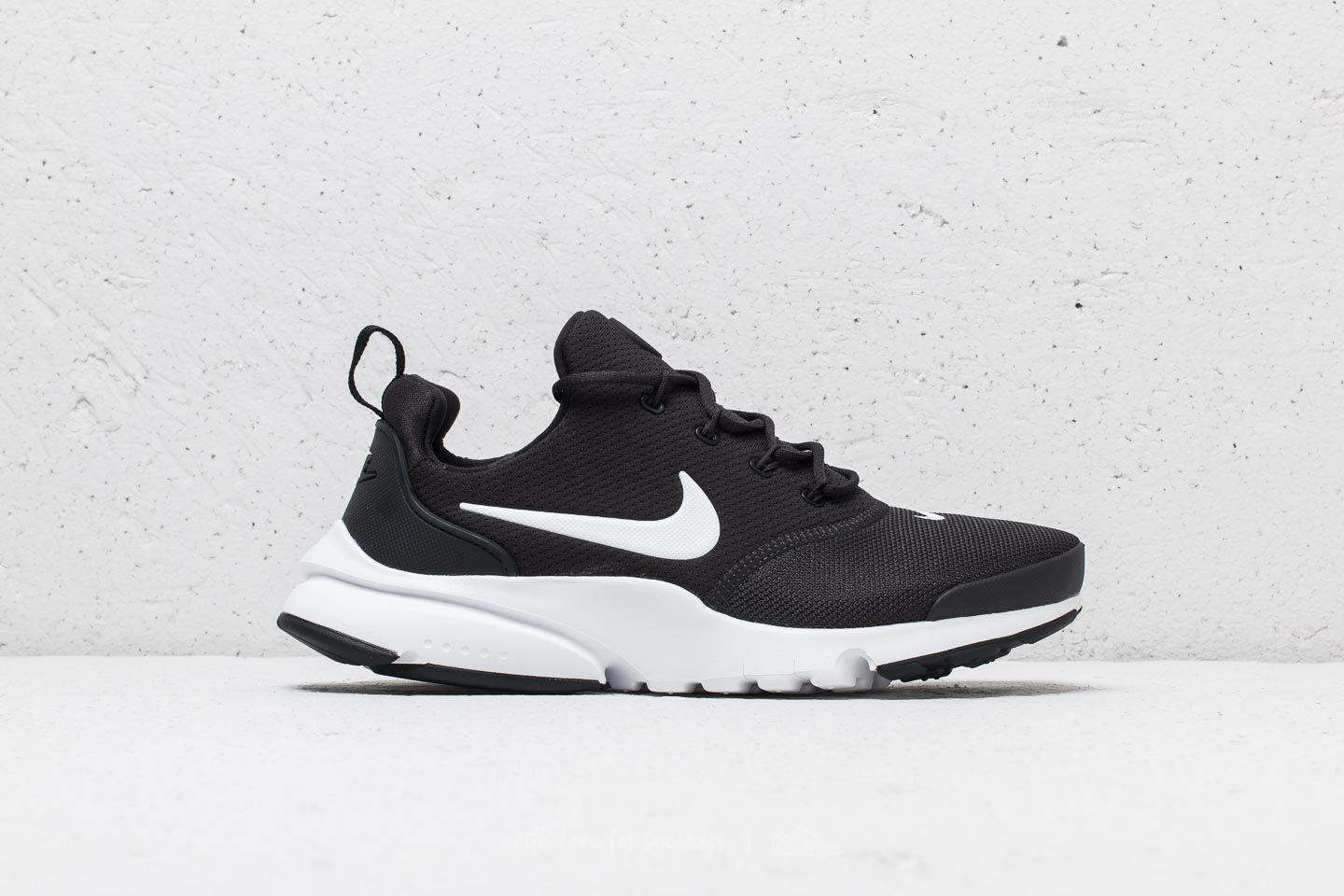 Nike Presto Fly (GS) Oil Grey/ White
