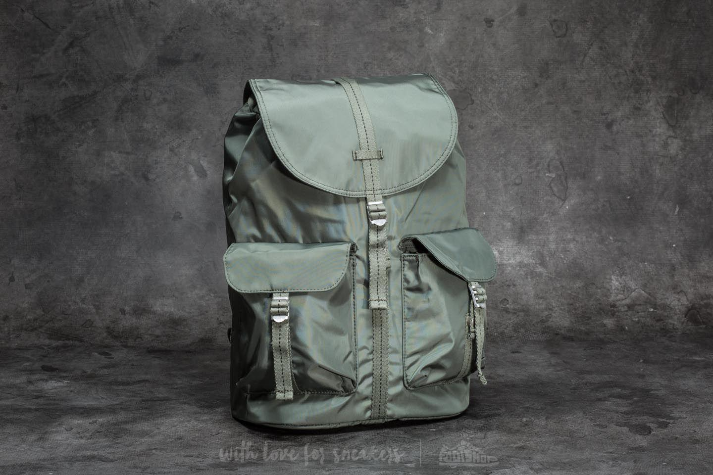 2f83db27a29 Lyst - Herschel Supply Co. Dawson Backpack Beetle in Green for Men