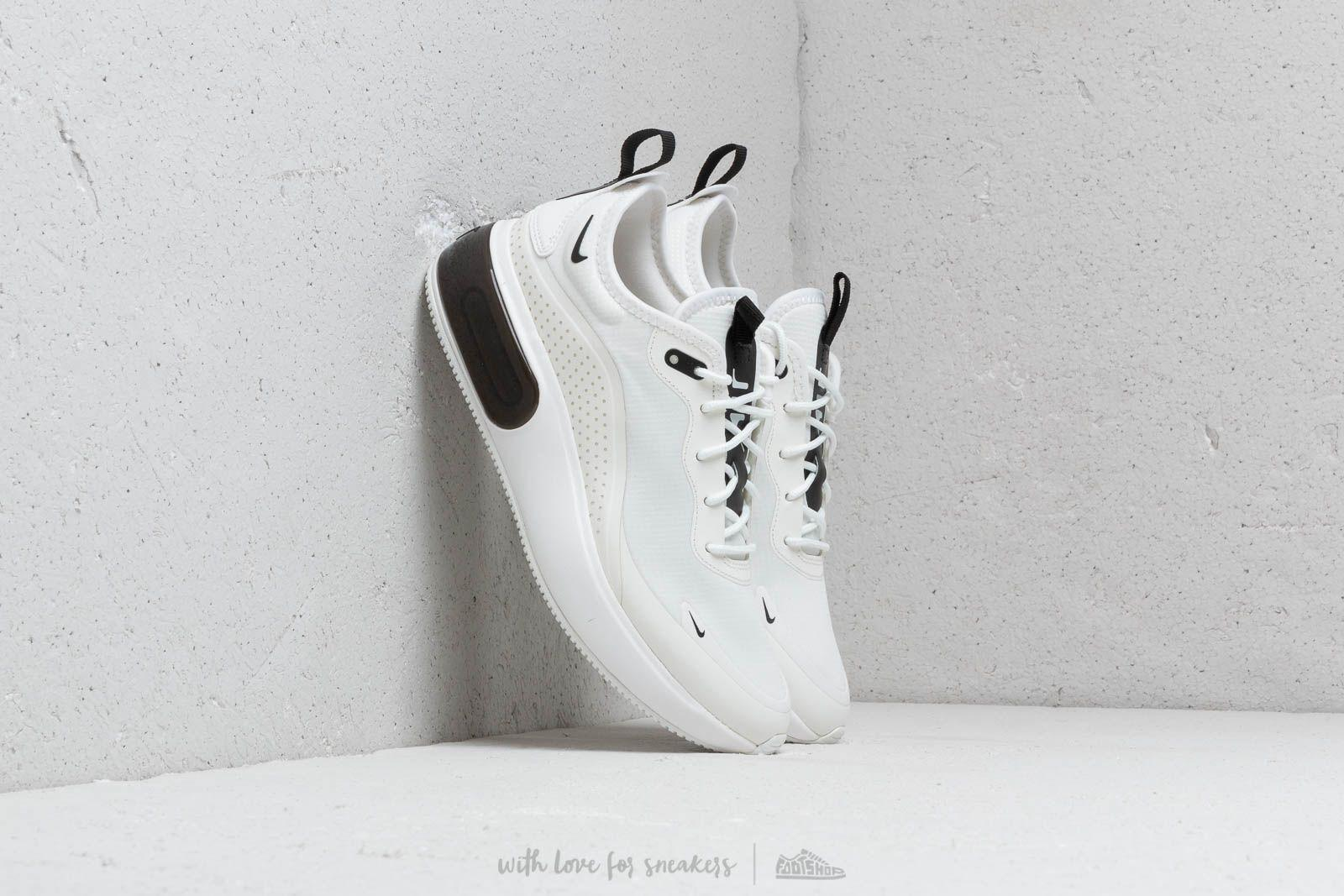 reputable site 30ea9 fd92a Lyst - Nike W Air Max Dia Summit White  Black-summit White in White