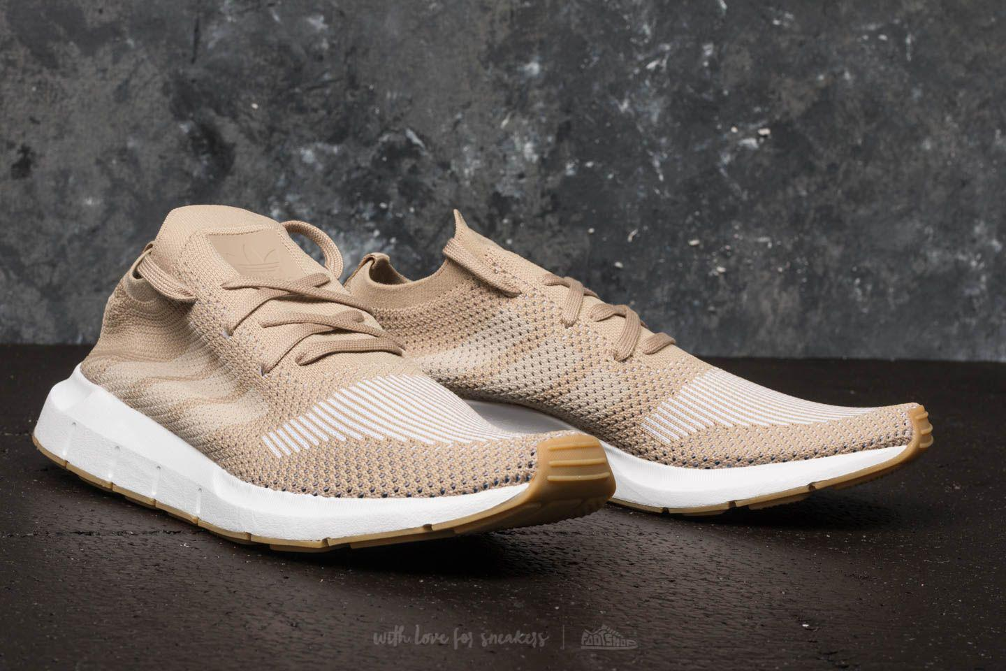 455ebd86984 Lyst - adidas Originals Adidas Swift Run Primeknit Raw Gold  Off ...