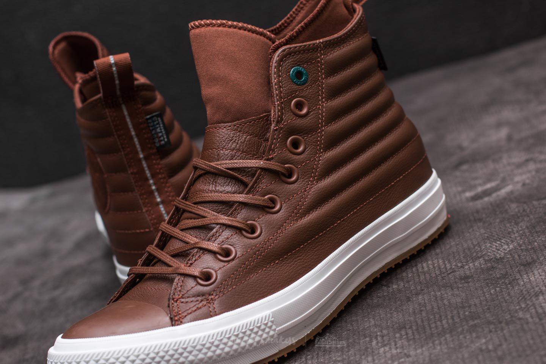 77b65771dc3de7 Lyst - Converse Chuck Taylor Waterproof Boot Hi Dark Clove  Dark ...