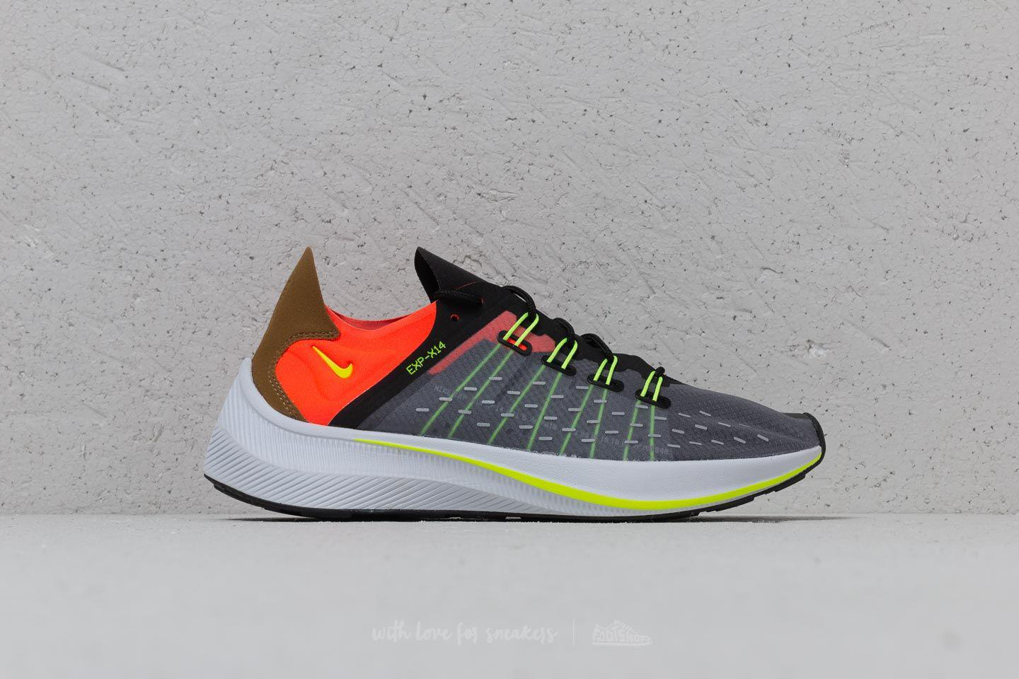 new style f15c1 a7c51 Nike - Exp-x14 W Black  Volt-total Crimson - Lyst. View fullscreen