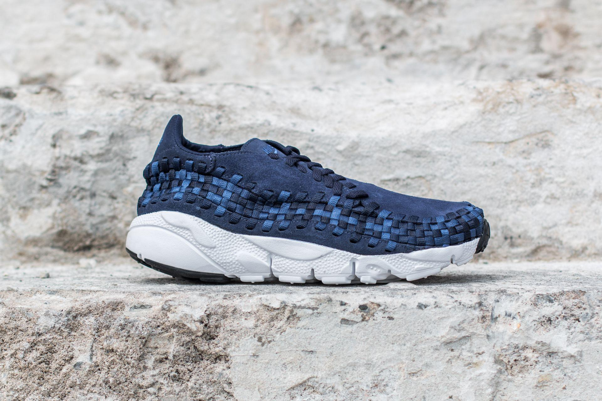 80386afdb588a5 Lyst - Nike Air Footscape Woven Nm Binary Blue  Team Royal-black in ...