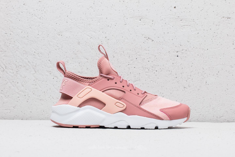 b239fcae2a7d Lyst - Nike Air Huarache Run Ultra Se (gs) Rust Pink  Storm Pink ...