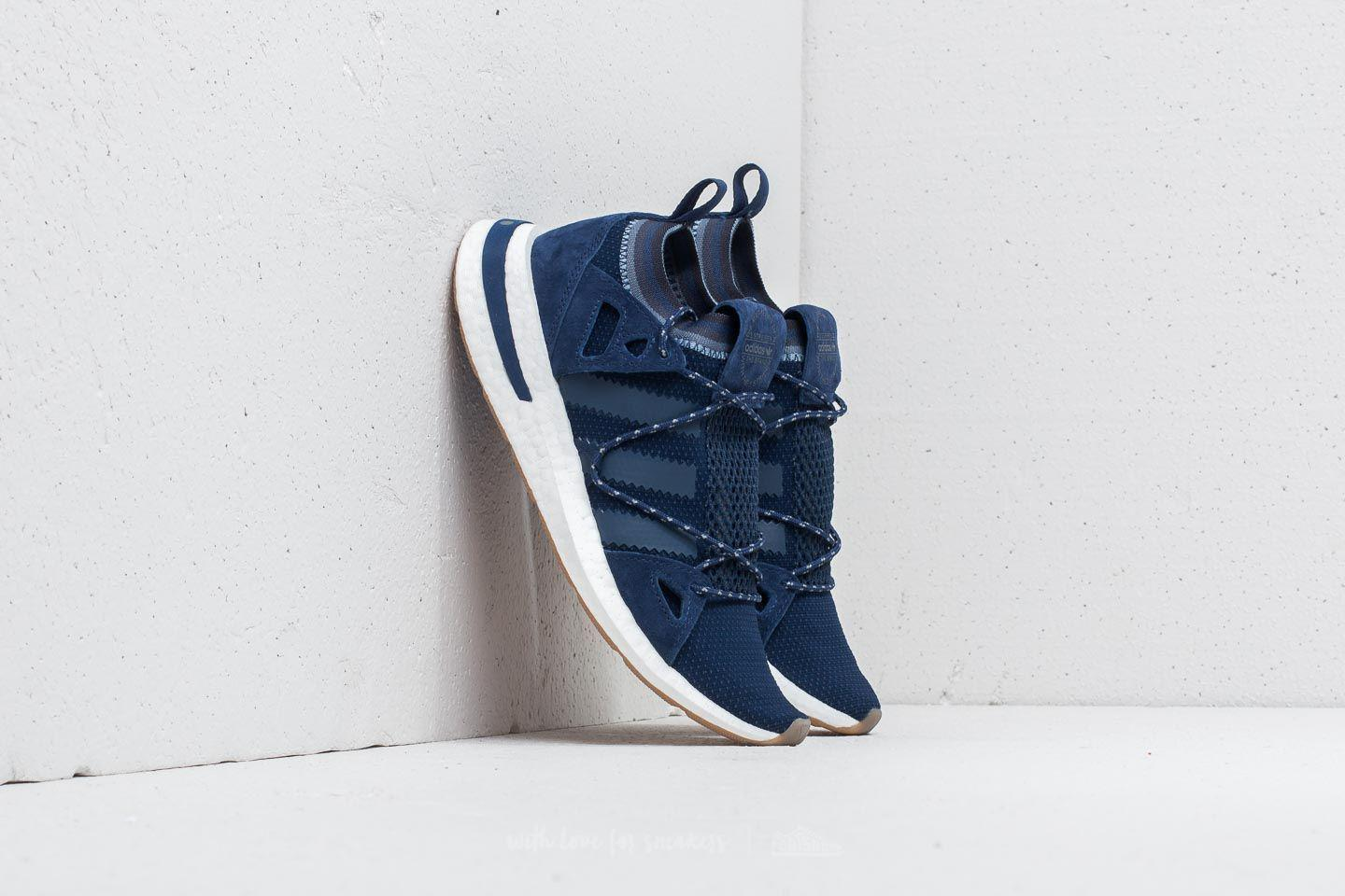 Lyst - adidas Originals Adidas Arkyn W Dark Blue  White  Gum in Blue ... a7ae962d7