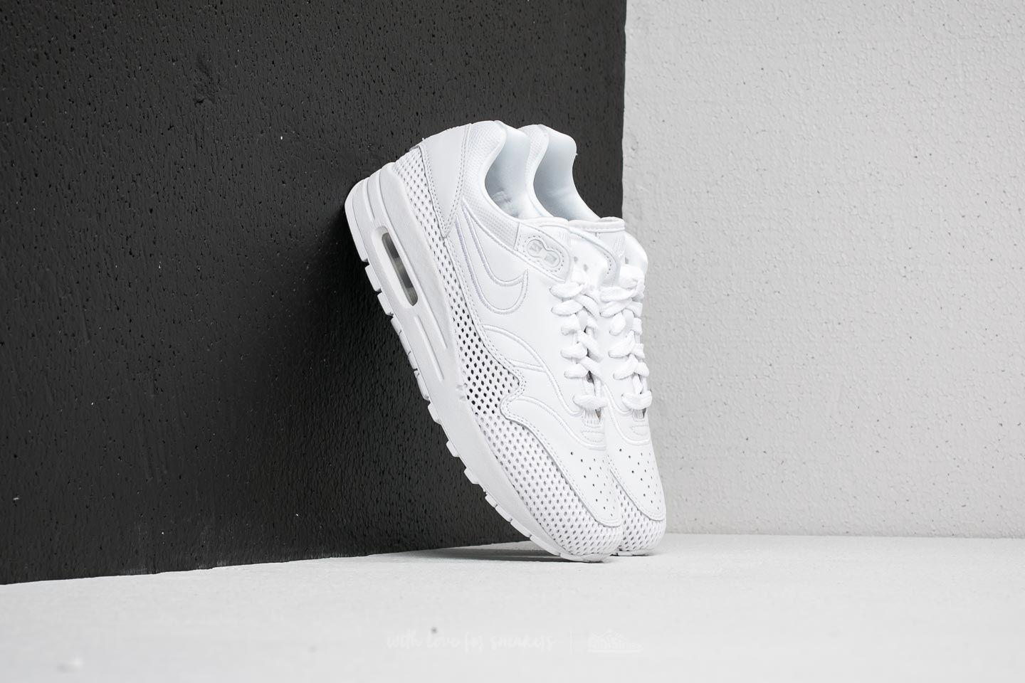 Lyst - Nike Wmns Air Max 1 Si White  White-vast Grey in White 52845f73d0