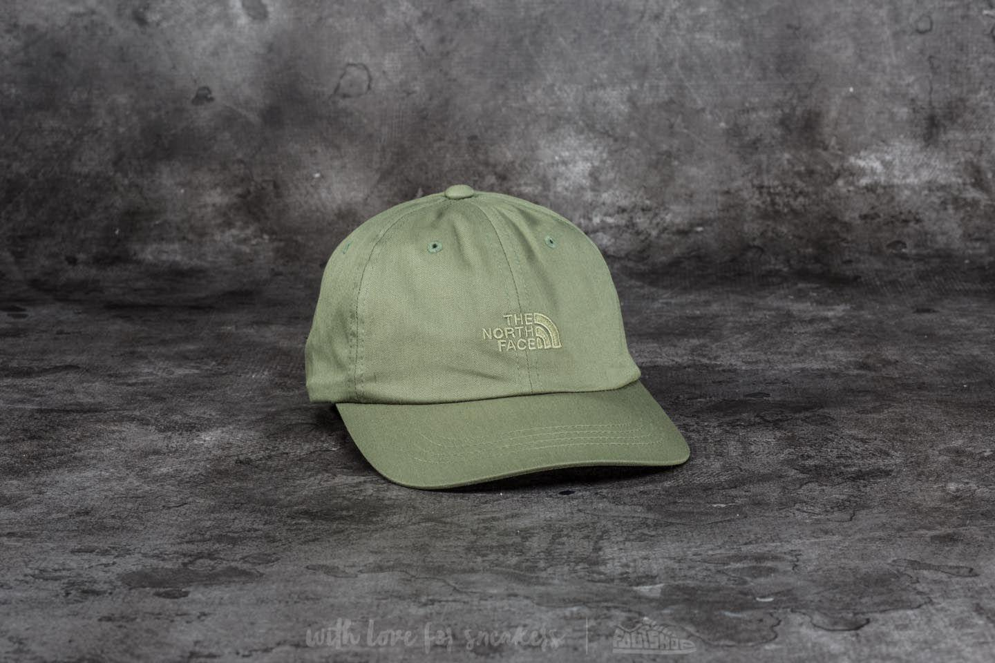 253821039a0 Lyst - Footshop The North Face The Norm Hat Burnt Olive Green in ...