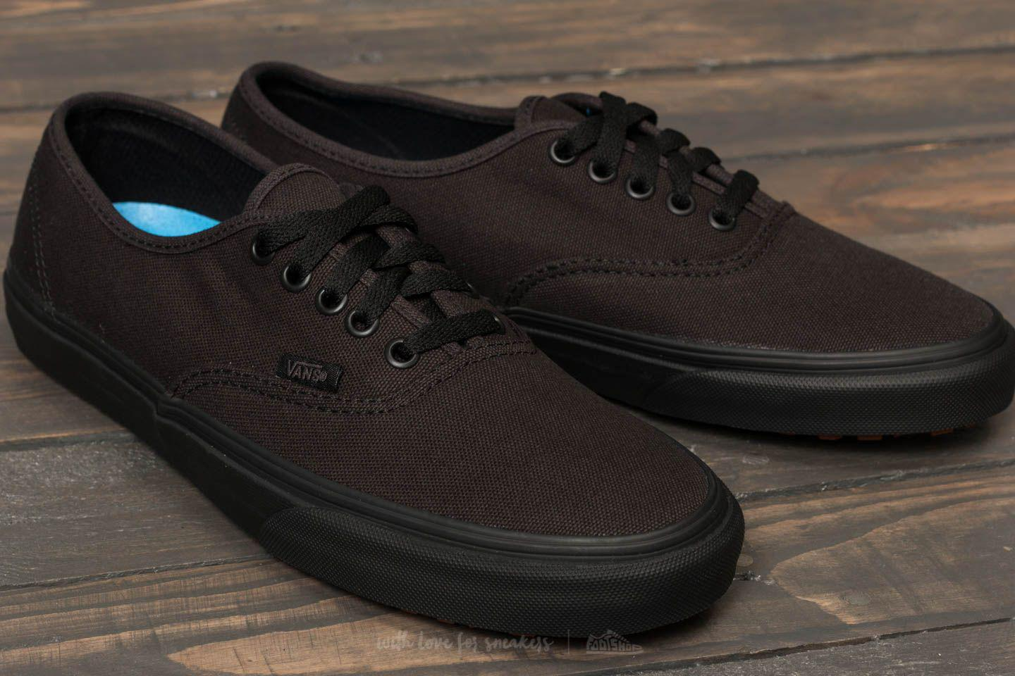 Lyst - Vans Authentic Uc (made For The Makers) Black in Black for Men 8d84a998b