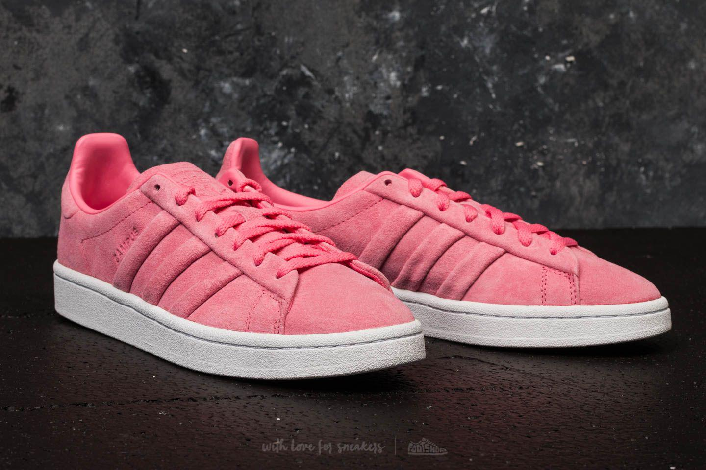 size 40 9dc1b 280a4 Adidas Originals - Adidas Campus Stitch And Turn W Chalk Pink Chalk Pink  Gold. View fullscreen