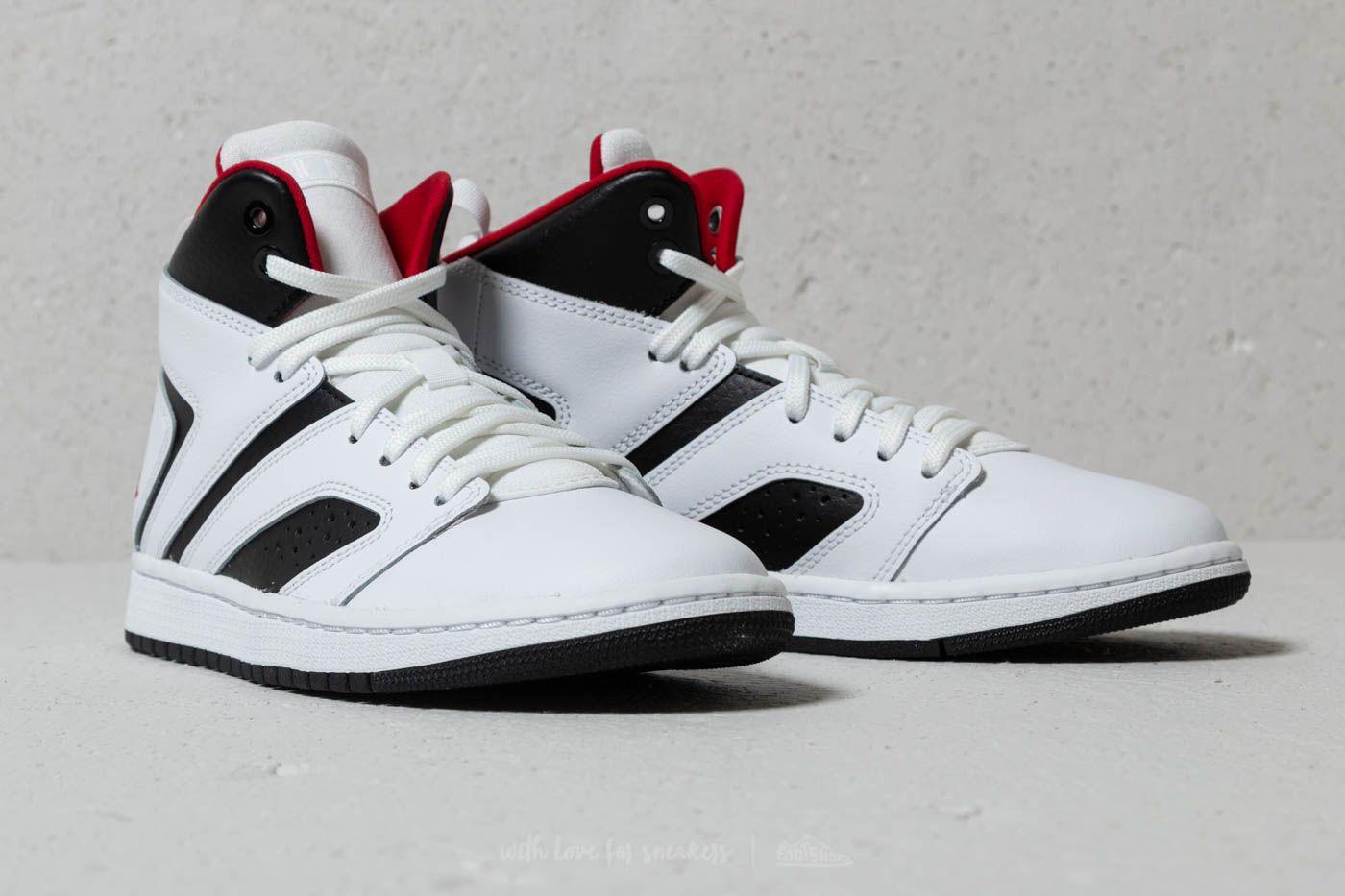 timeless design babd6 0e03a Lyst - Nike Flight Legend Bg White  Gym Red-black for Men