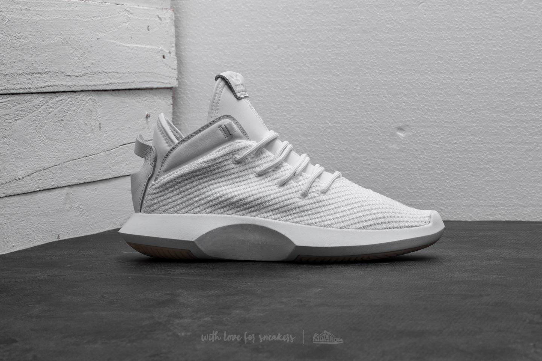 d8dfb5e3058c Lyst - adidas Originals Adidas Crazy 1 Adv Primeknit Ftw White  Core ...