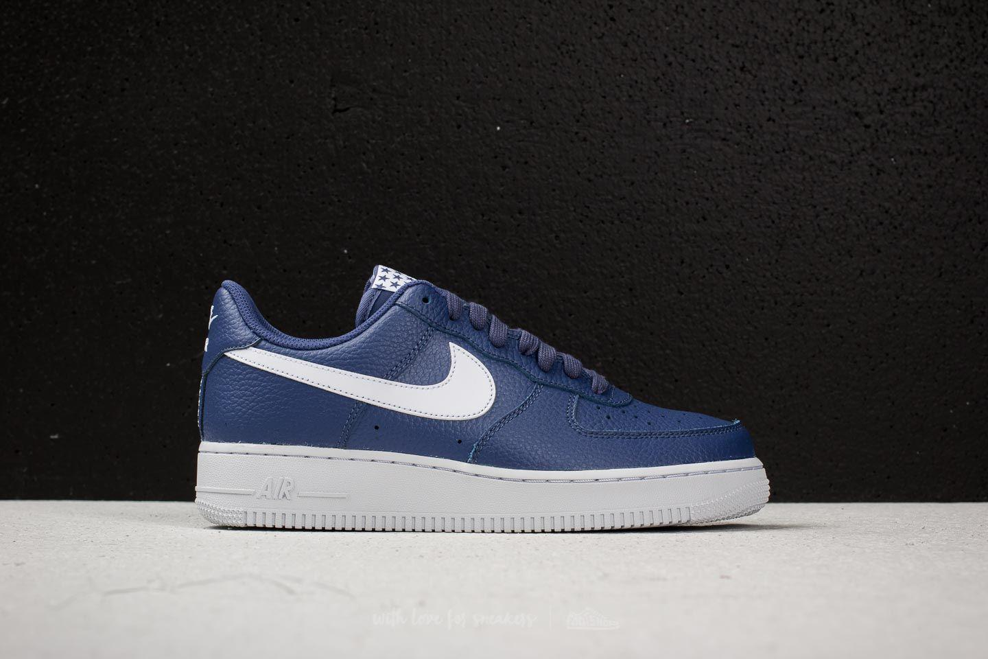 new style e7dc1 1b12d nike air force 1 lo blue recall