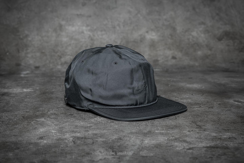 145fcb96700fc ... germany lyst nike sportswear vapor pro tech cap black in black for men  87cf2 01d32 cheapest nike sportswear qt s roshe trucker pro snapback ...