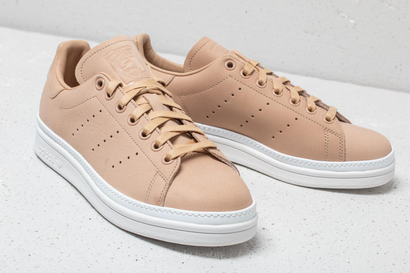 new style a6f0b 67f5d Lyst - adidas Originals Adidas Stan Smith New Bold W St Pale Nude ...