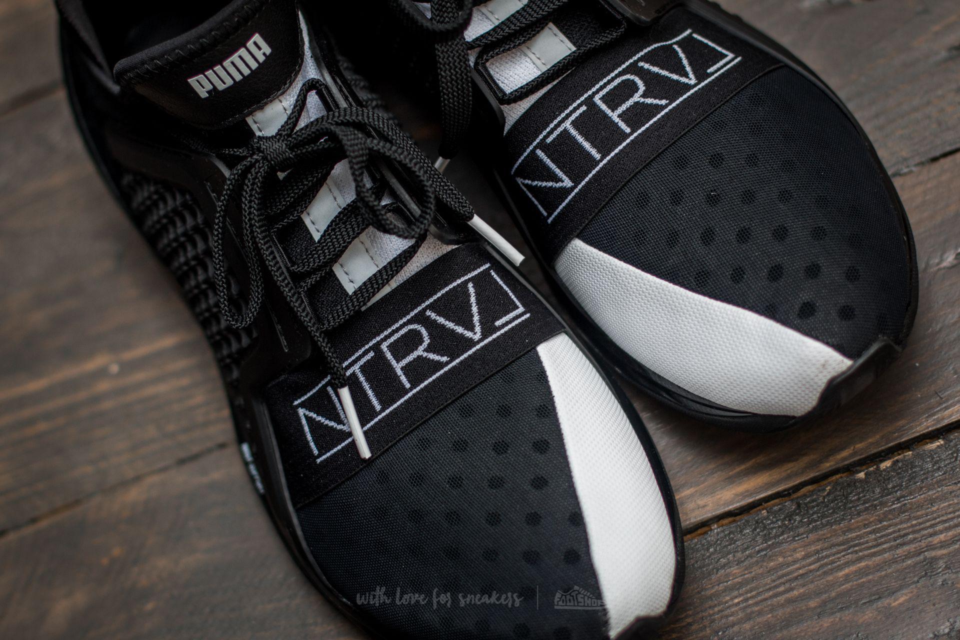 15d93602a88d Lyst - PUMA X Staple Ignite Limitless Black- White in Black for Men