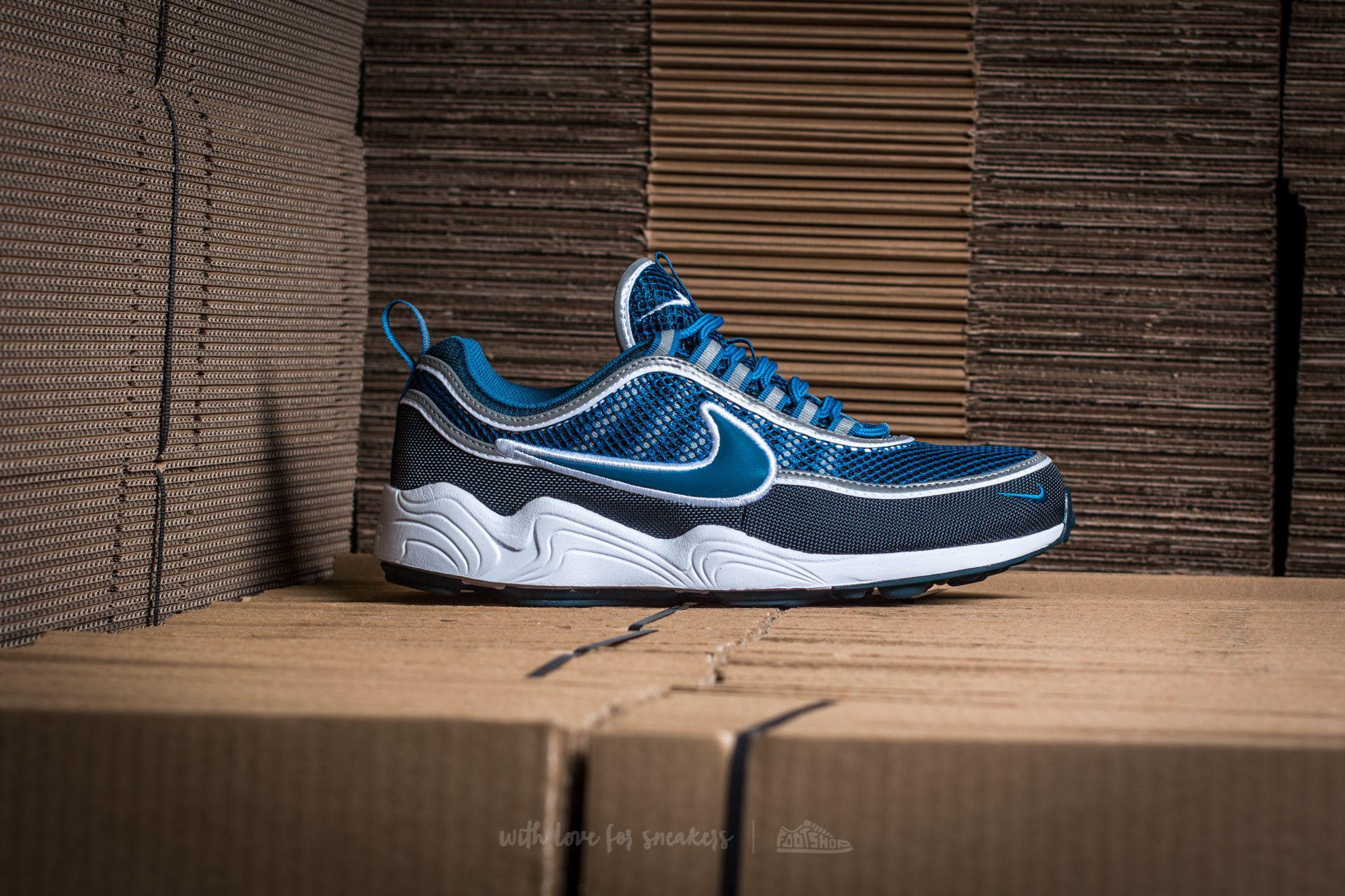 size 40 5dac6 02506 Lyst - Nike Air Zoom Spiridon ́16 Armory Navy  Industrial Blue in ...