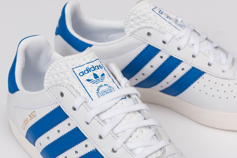 Adidas Originals - Adidas 350 Ftw White  Blue  Off White for Men - Lyst.  View fullscreen 68a1dad72
