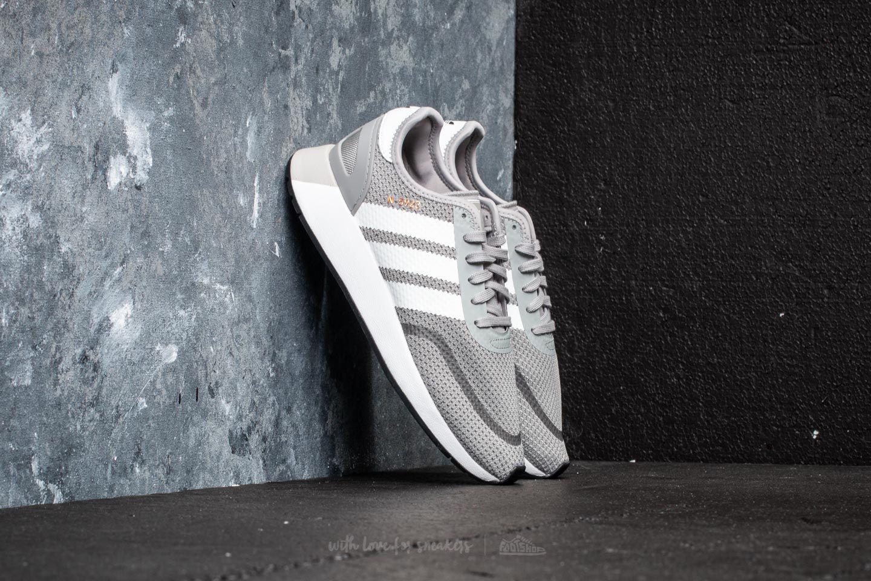 adidas Adidas N-5923 Mgh Solid Grey/Ftwr White/Core Black 0AoLVR