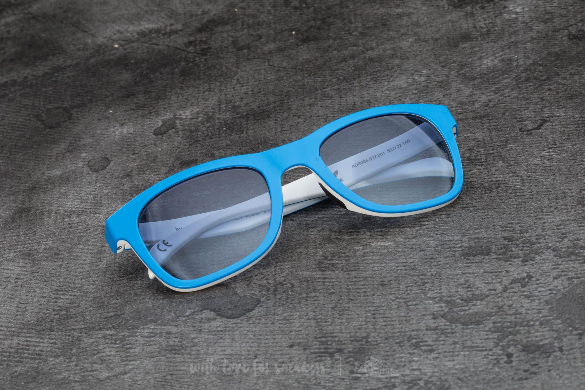 9aa7dd34bf01 adidas Originals Adidas X Italia Independent Aor004 Sunglasses Sky ...