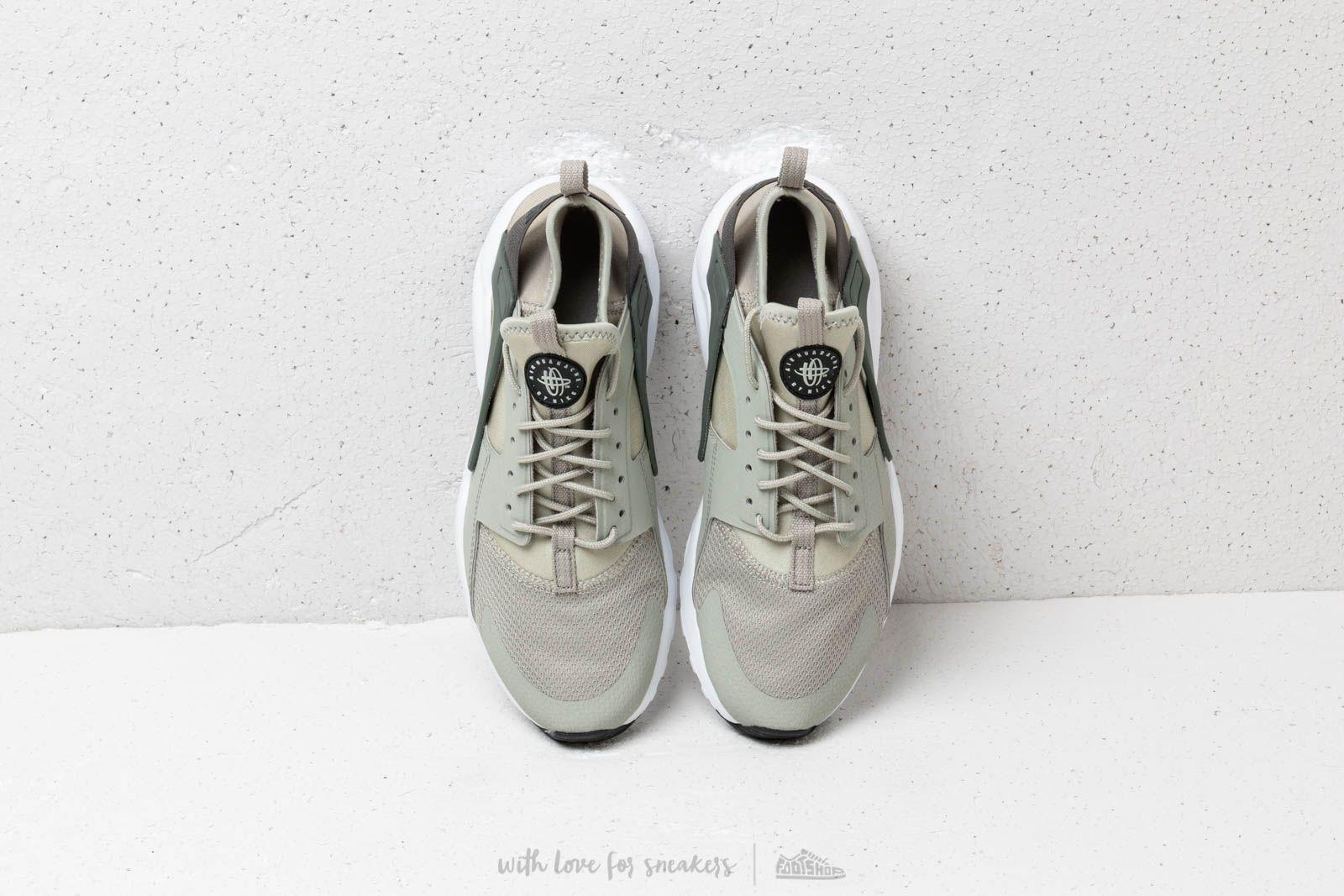 f701c267c384 Lyst - Nike Air Huarache Run Ultra Gs Spruce Fog  Black-mineral ...