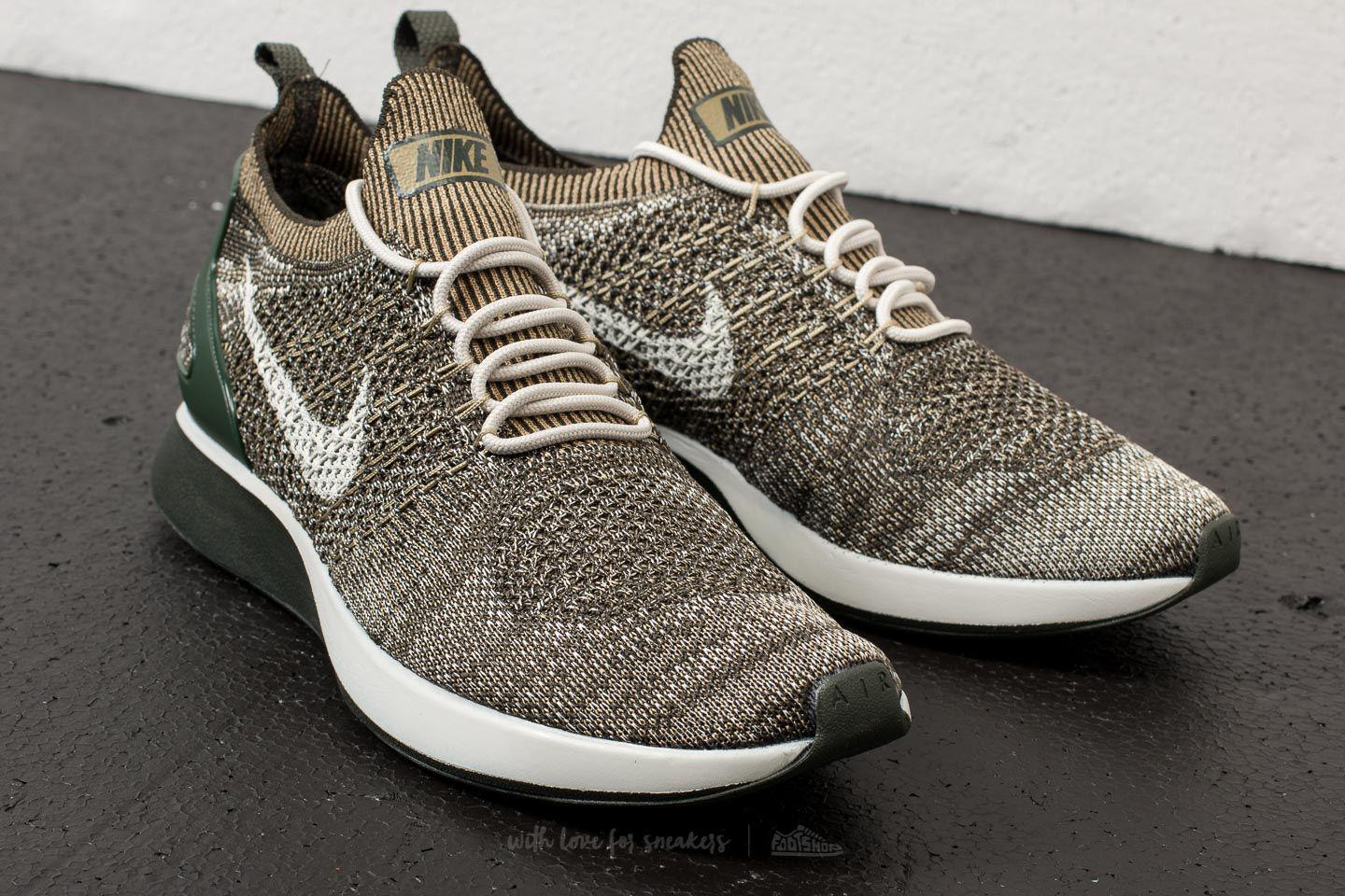 89f15d61b525 Lyst - Nike Air Zoom Mariah Flyknit Racer Sequoia  Neutral Olive for Men