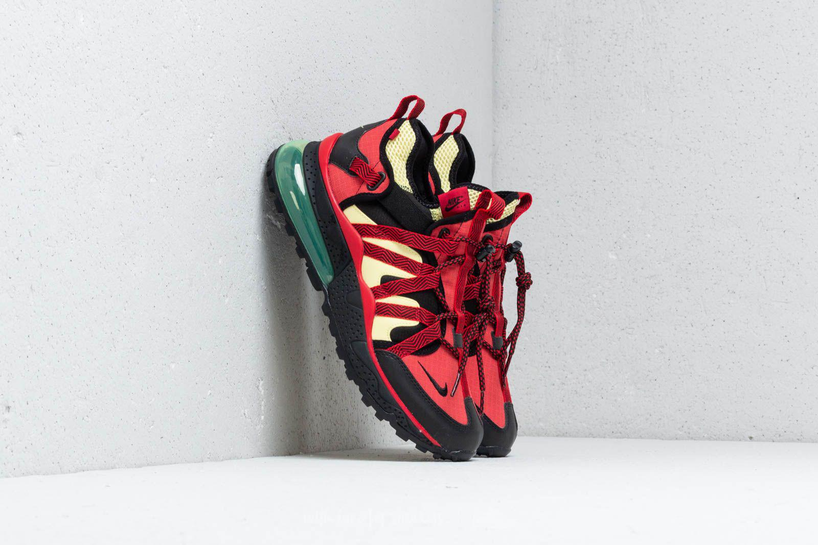 1abc02129feb Lyst - Nike Air Max 270 Bowfin Black  Black-university Red in Red ...