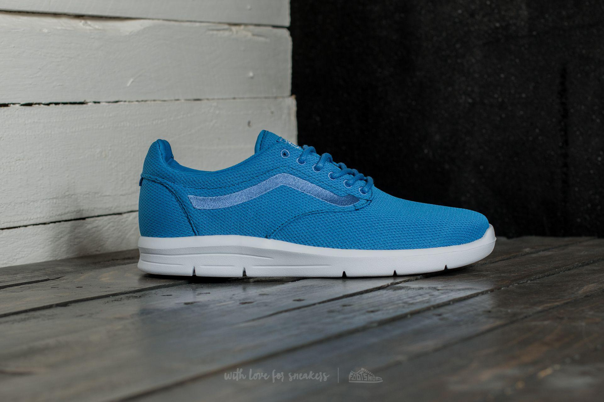 498ee9dd0f7c1e Lyst - Vans Iso 1.5 (mesh) French Blue in Blue