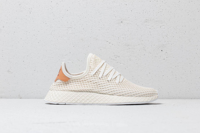76468eb9daeab Lyst - adidas Originals Adidas Deerupt Runner Cloud White  Ash Pearl ...